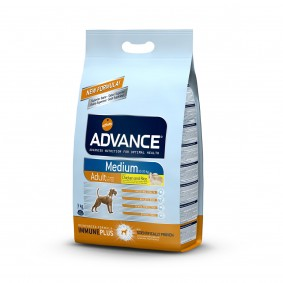 Advance Hundefutter Adult Medium