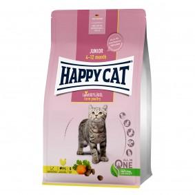 Happy Cat Young Junior Land Geflügel