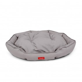 ZooRoyal Design Hundebett Askil grau 65x50x14 cm