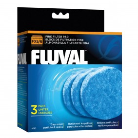 FLUVAL Feinfilterpads 3er Pack für Fluval FX5