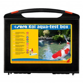 sera KOI Aqua Test Box