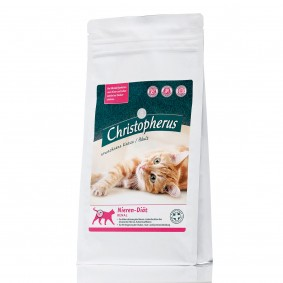 Christopherus Katzenfutter Nieren-Diät 1 kg