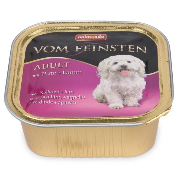 Animonda Hundefutter Vom Feinsten Adult Pute und Lamm