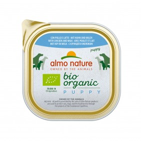 Almo Nature Bio Organic Puppy mit Huhn