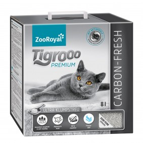 ZooRoyal Tigrooo Carbon-Fresh