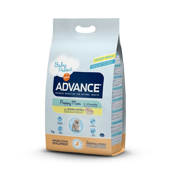 Advance Hundefutter Puppy Protect Maxi - 3kg