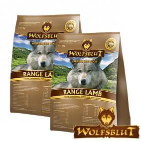 Groß Schacksdorf-Simmersdorf Angebote Healthfood 24 GmbH Wolfsblut Range Lamb Adult - 2x15kg Sparangebot
