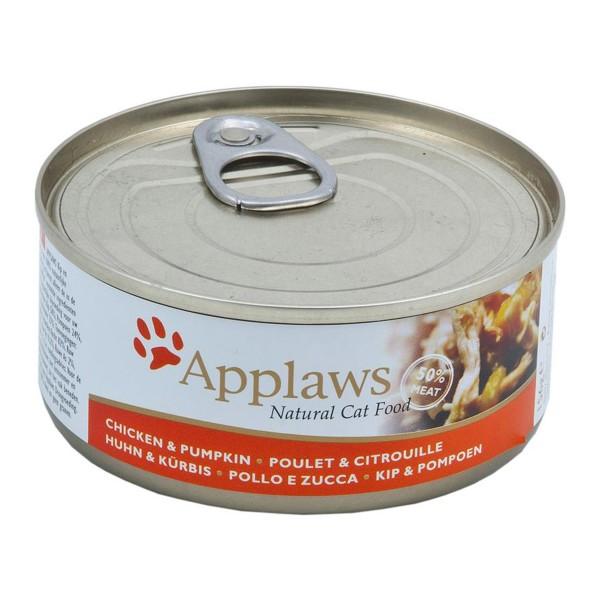 Applaws Cat Hühnchenbrust & Kürbis