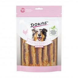 Dokas Hundesnack Hühnerbrust mit Leber