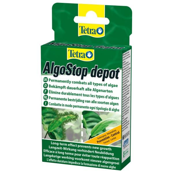 Tetra AlgoStop depot 12 Tabletten