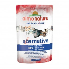 Almo Nature Alternative wet Cat Forelle