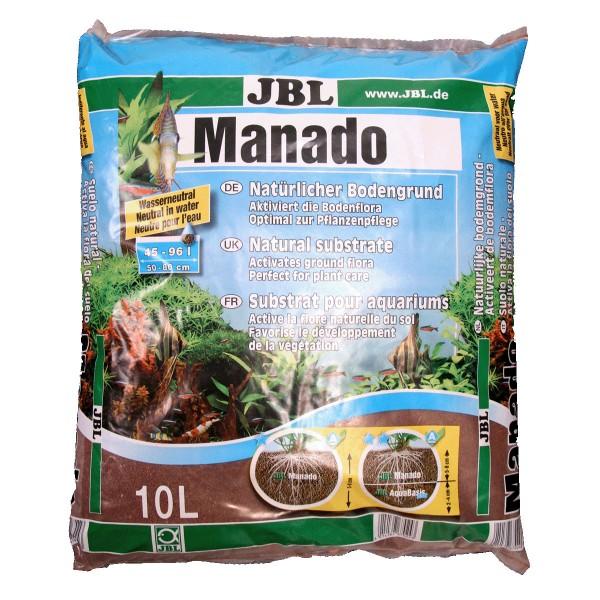 JBL Manado natürlicher Bodengrund - 10l