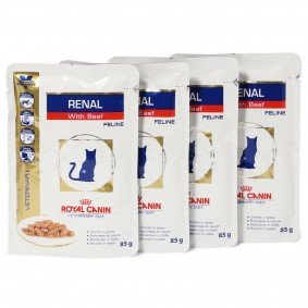 Royal Canin Vet Diet Nassfutter Renal Beef