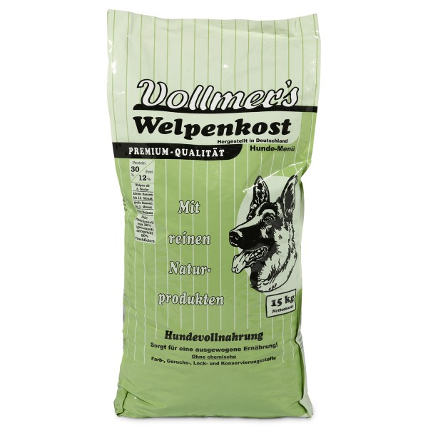 Vollmer's Welpenkost Trockenfutter