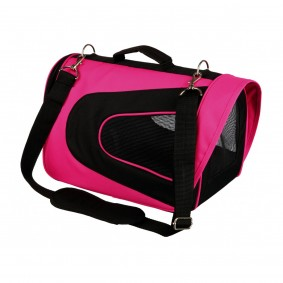 Trixie Sac de transport Alina rose / noir