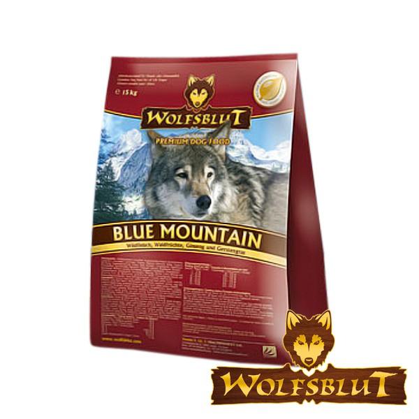 Wolfsblut Blue Mountain Wildfleisch mit Kartoffel