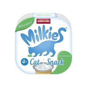 Animonda Milkies Adventure Cups