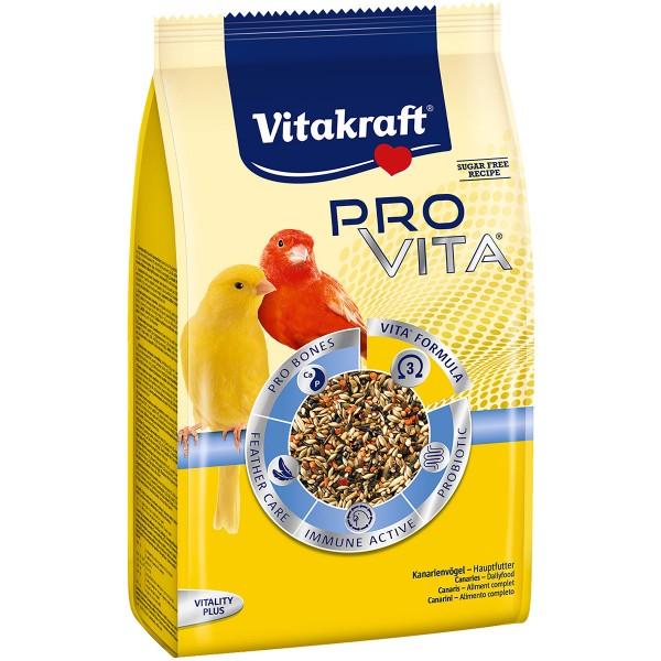 Vitakraft Vogelfutter Pro Vita Kanarien 800g