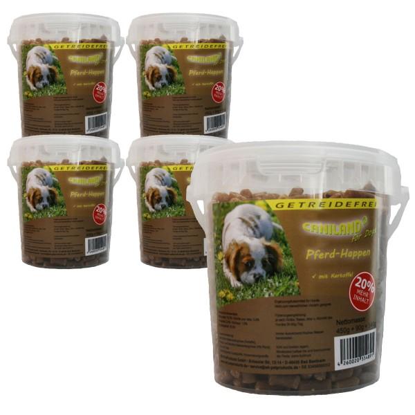 Caniland Soft Snacks Pferd und Kartoffel 2,7kg