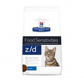 Hill's Prescription Diet z/d Food Sensitivities Katzenfutter Original