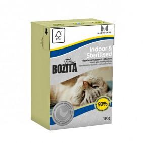 Bozita Feline Funktion Indoor & Sterilised 190g