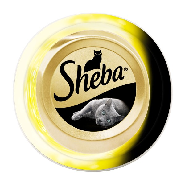 Sheba Katzenfutter Feine Filets Hühnchenbrustfi...