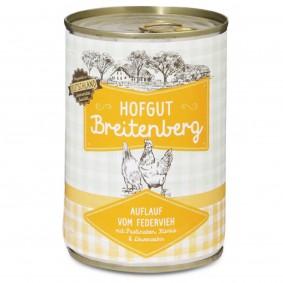 Hofgut Breitenberg Auflauf vom Federvieh