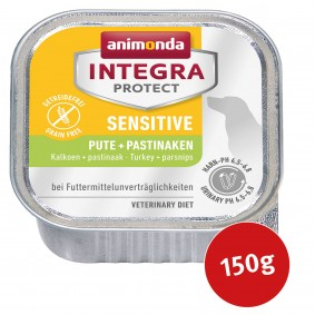 Animonda Hundefutter Integra Protect Sensitive Pute und Pastinaken