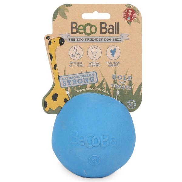 Beco Pets Hundeball Beco Ball Blau - XL