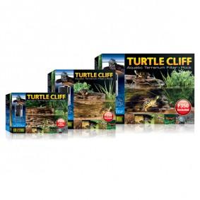 Exo Terra Turtle Cliff Falaise avec filtre
