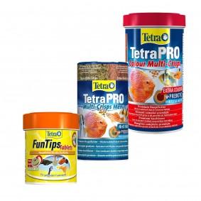 Tetra Topseller Sparpaket Futter 2