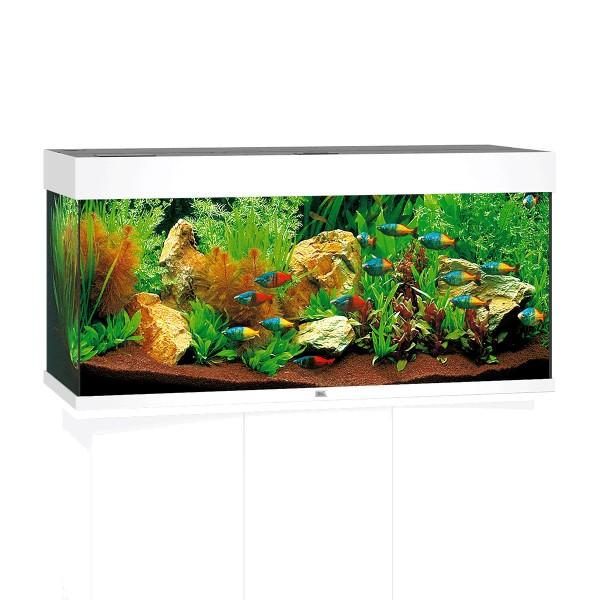 Rio 180 Aquarium ohne Schrank - Weiß