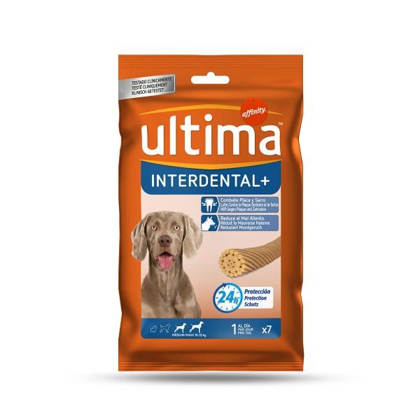 Ultima Dog Snacks Interdental 210g