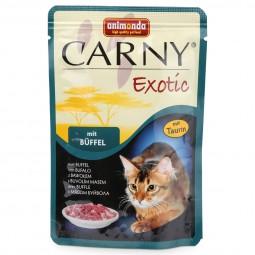 Animonda Katzenfutter Carny Exotic mit Büffel