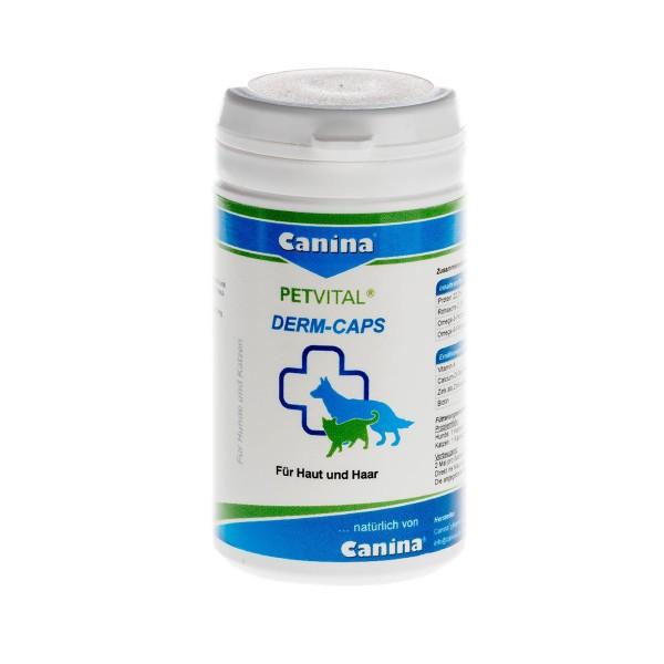 Canina Pharma PETVITAL Derm-Caps ca. 100 Stück