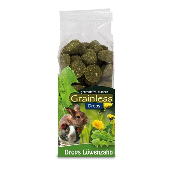 JR Farm Grainless Drops Löwenzahn 140g