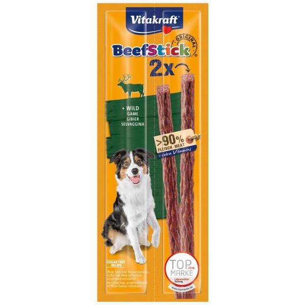 Vitakraft Hundesnack Beef Stick Wild