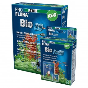 JBL Mehrweg-BioCO2-Set ProFlora 80 + BioRefill gratis