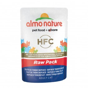 Almo Nature HFC Raw Pack Skipjack Thunfisch