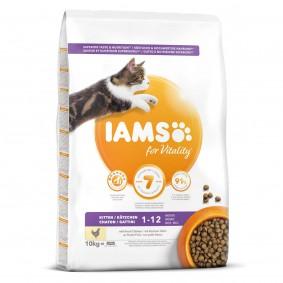 IAMS for Vitality Kätzchen mit frischem Huhn