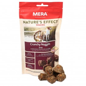 MERA Nature's Effect Crunchy Nuggets Ente