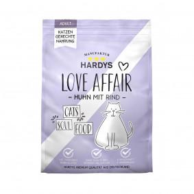 Hardys Love Affair Cat's Soulfood Huhn mit Rind