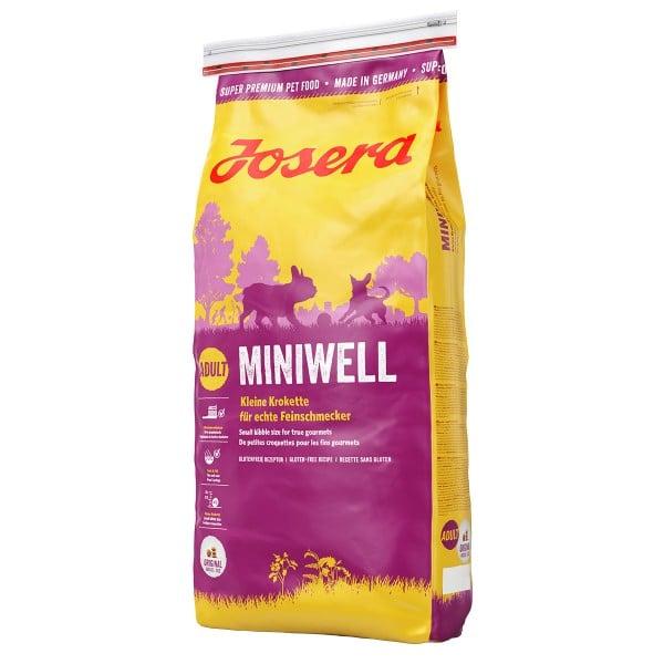 Josera Hundefutter Miniwell Adult