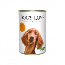 Dog's Love Classic Pute mit Apfel, Zucchini und Walnussöl