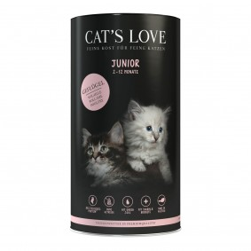 Cat's Love Junior Geflügel 1kg