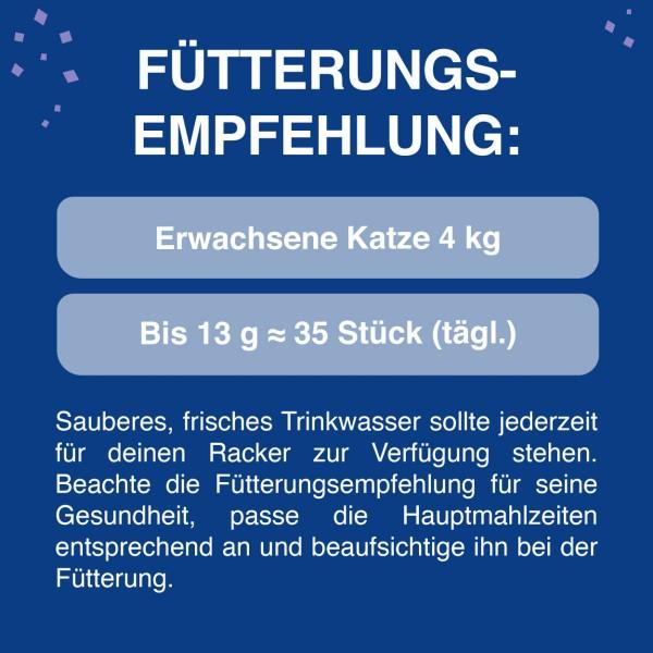 FELIX Knabber Mix Original 8x60g & Strandspaß 8x60g