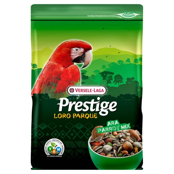 Versele Laga Prestige Loro Parque Ara Parrot Mix 2kg