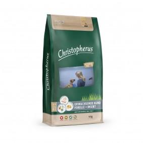 Christopherus Getreidefrei - Forelle + Insekt