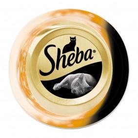 Sheba Katzenfutter Feine Filets Geflügelbrustfilets