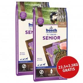 Bosch Hundefutter Senior 2x12,5kg